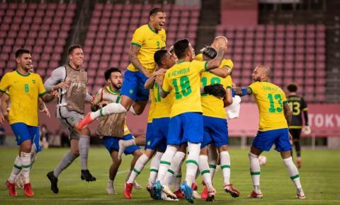 Tóquio: Brasil bate México nos pênaltis e vai à final contra Espanha