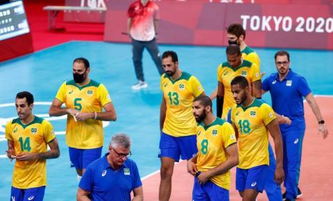 Brasil perde para Comitê Russo e se despede da briga pelo ouro