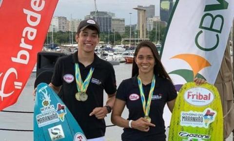 Maranhenses do Time Fribal miram Pan-Americano de Kitesurf
