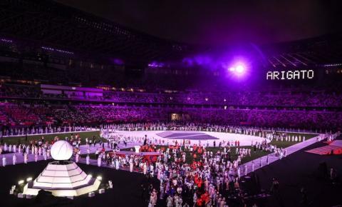 Cerimônia põe fim aos Jogos