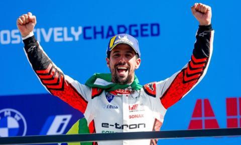 Di Grassi ganha em Berlim e sonha com título da temporada da Fórmula E