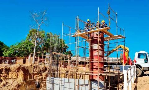 Ponte sobre Rio Balsas vai agilizar travessia e levar qualidade de vida aos moradores