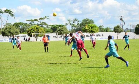 Copa 1º de Maio do Trabalhador de Futebol Soçaite tem final inédita