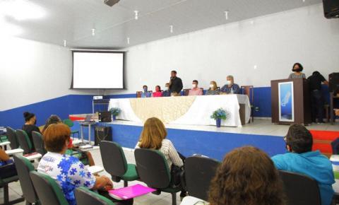 Prefeitura realiza formação pedagógica para todos os professores da Educação Municipal