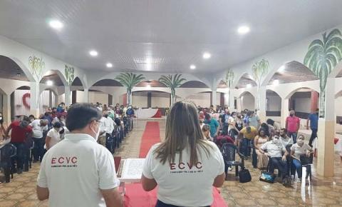 Reunião discute  criação do ECVC  em Montes Altos