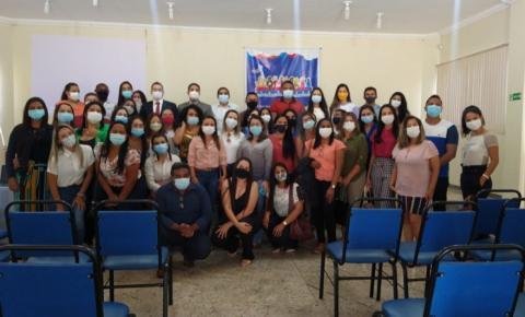 MPMA realiza palestras sobre Escuta Especializada a crianças vítimas de violência