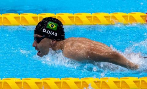 O que vem aí para o nadador Daniel Dias, depois de Tóquio