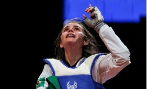 Silvana Fernandes fatura bronze na estreia do parataekwondo em Tóquio
