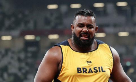 Thiago Paulino é ouro e Marco Aurélio é bronze no arremesso de peso
