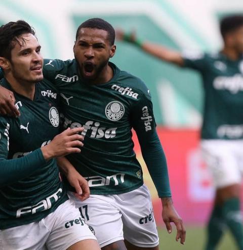Palmeiras vence Atlético-MG com presença de novo técnico no estádio