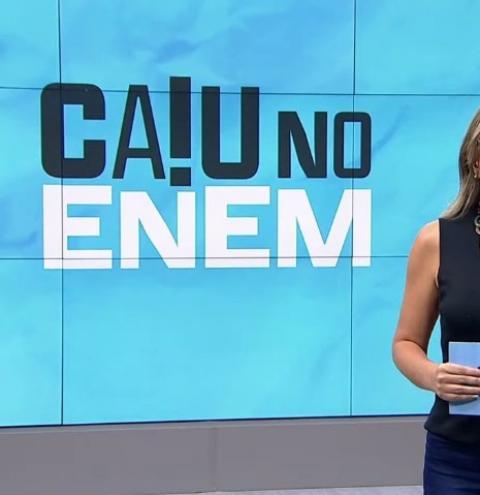 Especial Caiu no Enem traz correção das provas neste domingo