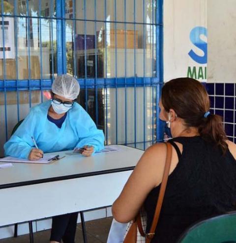 Médica dá orientações sobre doenças respiratórias