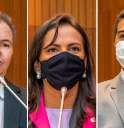 Parlamentares destacam obras executadas pelo governo em várias regiões do Maranhão