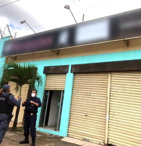 Operação resulta em cancelamento de festa na Estrada de Ribamar