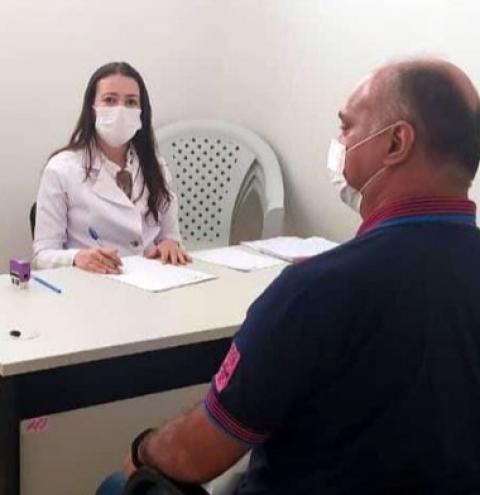 Governo disponibiliza atendimento a pacientes com sequelas da Covid-19 em Imperatriz