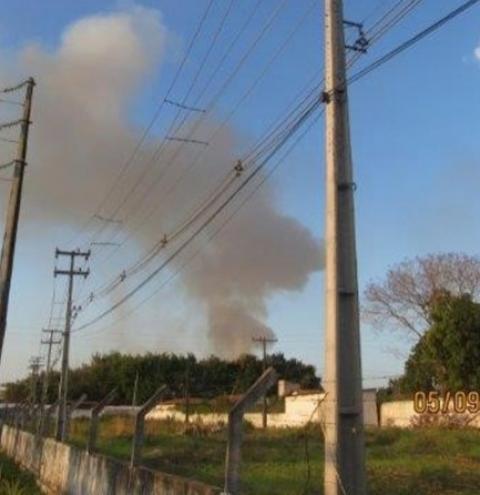 Cresce o número de ocorrências relacionadas a queimadas próximas à rede elétrica no Maranhão